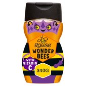 Rowse Wonder Bees Mild Honey