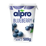 Alpro Blueberry Soya With Yogurt Cultures