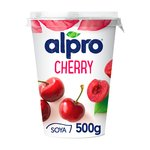Alpro Cherry Soya With Yogurt Cultures