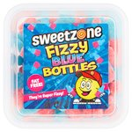 Sweetzone Fizzy Blue Bottles