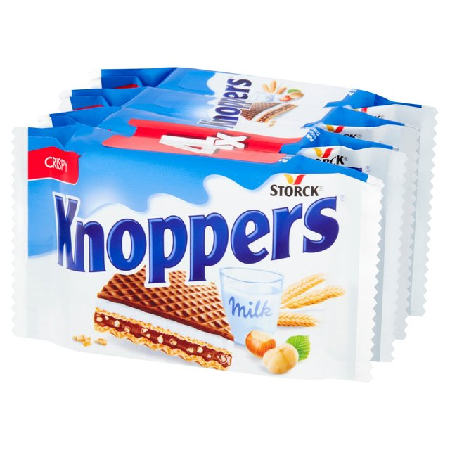 Knoppers Milk - Hazelnut - Wafer Crispy