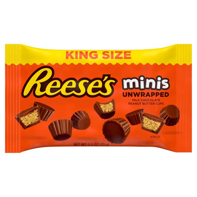 Reese'S Peanut Butter Cups Minis 70g