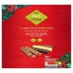 Morrisons Free From Chocolate Selection Pack