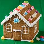 Morrisons Free From Gingerbread House Kit