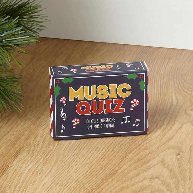 Fizz Creations Quiz 101 Modern Music Trivia