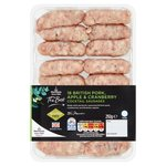 Morrisons The Best Apple & Cranberry Cocktail Sausages