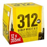 Goose Island 312 Urban Wheat Ale Beer Cans