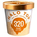 Halo Top Sea Salt Caramel