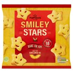 Morrisons Smiley Stars