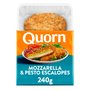 Quorn Mozzarella & Pesto Escalopes 2 Pack