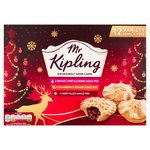 Mr Kipling 12 Mixed Mince Pies