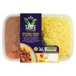Morrisons V Taste Butternut Squash & Chickpea Curry