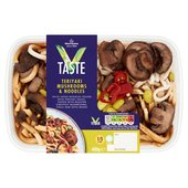 Morrisons V Taste Teriyaki Mushrooms & Noodles