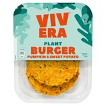 Vivera 2 Pumpkin Sweet Potato Burgers