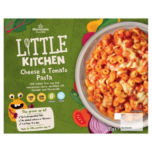 Morrisons Kids Cheese & Tomato Pasta