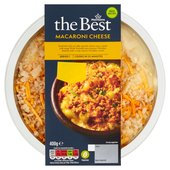 Morrisons The Best Macaroni Cheese
