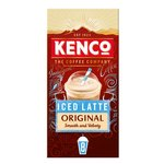 Kenco Iced Latte Original Instant Coffee x8 Sachets