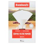 Rombouts Coffee Filter Papers No.4