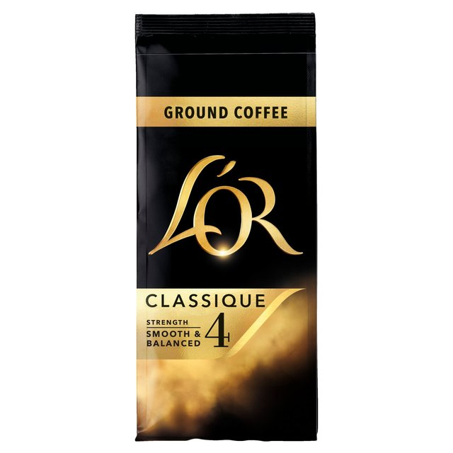 L'OR Classique Intensity 4 Roast & Ground Coffee