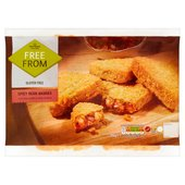 Morrisons Free From Spicy Bean Wedges