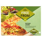 Morrisons Free From Vegetable Lasagne
