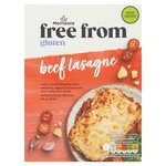 Morrisons Free From Beef Lasagne