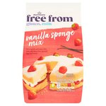 Morrisons Free From Vanilla Sponge Mix