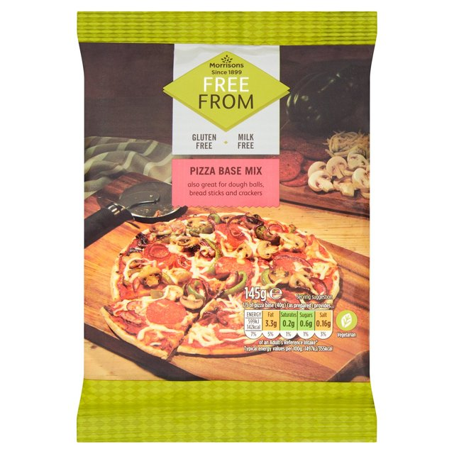 Morrisons Free From Pizza Dough Mix