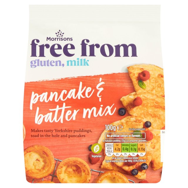 Morrisons Free From Batter Mix
