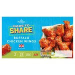 Morrisons Made To Share Buffalo Chicken Wings