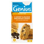 Genius Oat Raisin & Honey Bakes