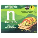 Nairn's Gluten Free Flatbreads Rosemary & Sea Salt