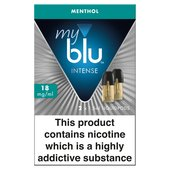 My Blu Intense Liquidpods Menthol 18Mg/Ml
