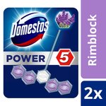 Domestos Power 5 Lavender Duo Pack