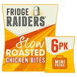 Fridge Raiders Slow Roasted Chicken Bites