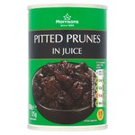 Morrisons Pitted Prunes In Juice