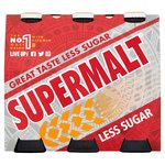 Supermalt Less Sugar