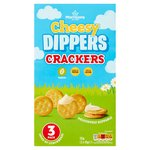 Morrisons Cheese Dipper Crackers