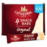 Cathedral City Mature Cheddar Snack Bars