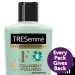 Tresemme Pro Collection Collagen+ Fullness Shampoo