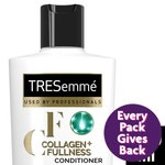 Tresemme Pro Collection Collagen+ Fullness Conditioner