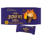 Cadbury  Fire Logs