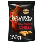 Walkers Sensations Coated Peanuts Thai Sweet Chilli