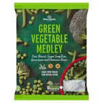Morrisons Green Vegetable Medley