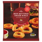 Morrisons Beer Battered Onion Rings