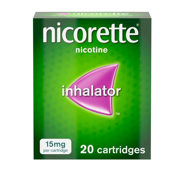 Nicorette Inhalator