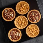 Morrisons The Best Mini Salted Caramel & Irish Cream Tarts
