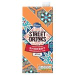Rubicon Street Drinks, Sharbat - Pomegranate & Rose Carton