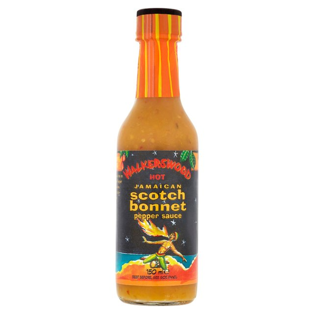 Walkerswood Scotchbonnet Pepper Sauce