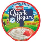 Muller Quark Yogurt Strawberry